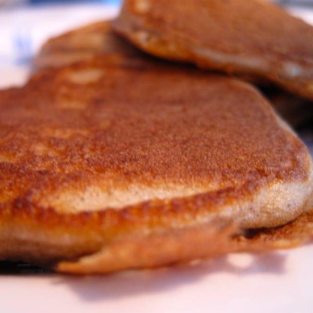 små, lækre, fluffy, pandekager små, opskrift, lækkert, sundt, nemt