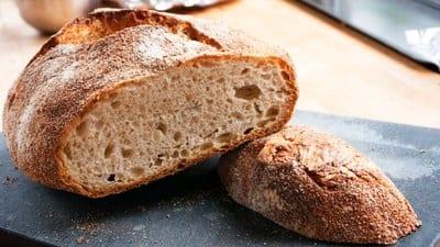 verdens bedste brød, opskrift, nemt, lækkert