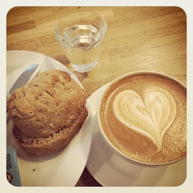 instagram, behag din smag, flat white, kaffe
