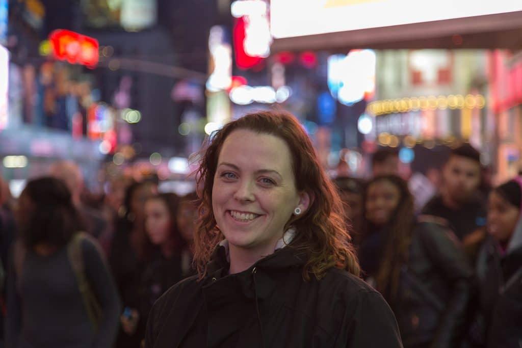 flyttet, Katrine, bloggen, velkommen, new york
