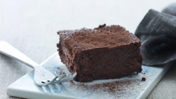 chokoladekage, opskrift, femina, usundt, lækkert, velbekomme