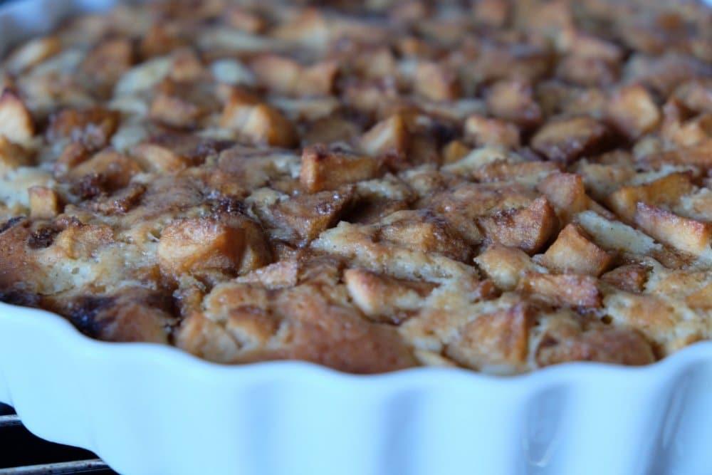 æblekage, farin, opskrift, æbler, æble, kage, willowlounge.dk