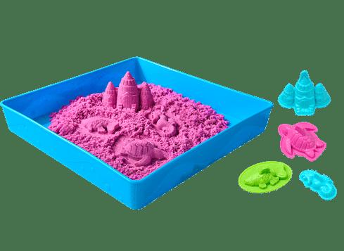 Veras ønsker, julegaver, formbart sand