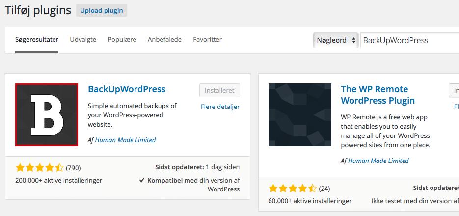 husker, back-up, back up, wordpress, plugin,