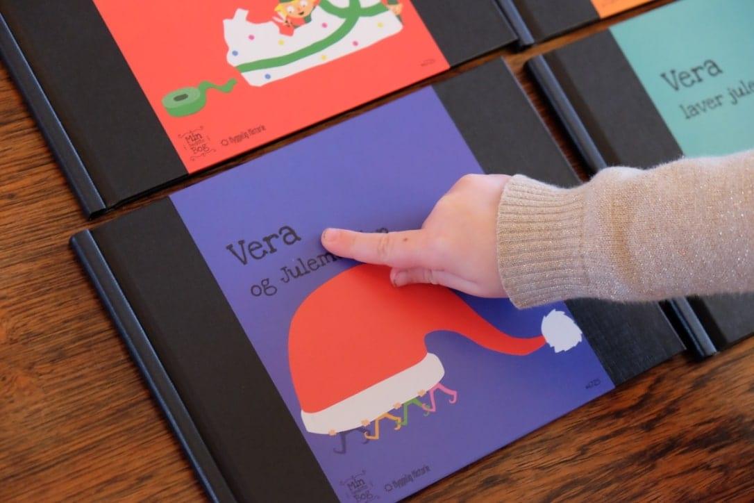 Min bedste bog – julebøger