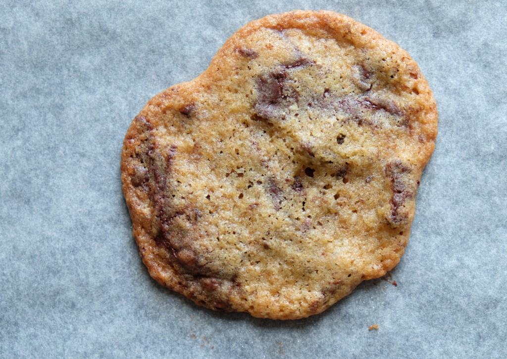 cookies, chokoladecookies, chokolade, opskrift, lækkert
