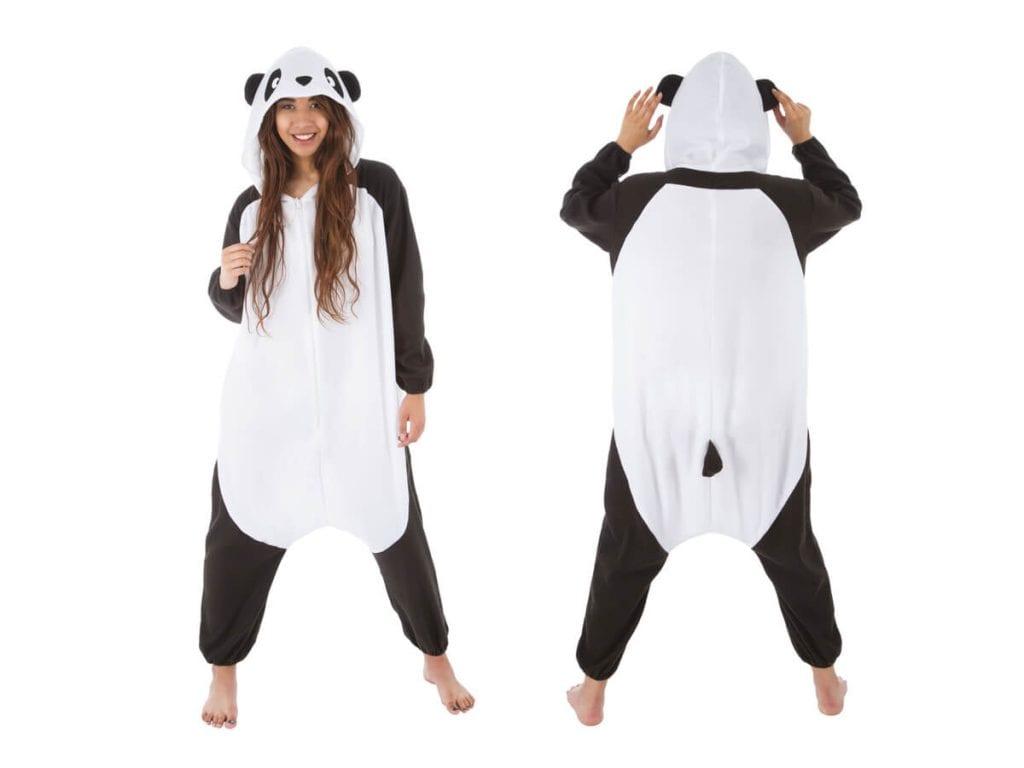 panda dragt, coolstuf, ønsker, 11, pige på 11, ønsker