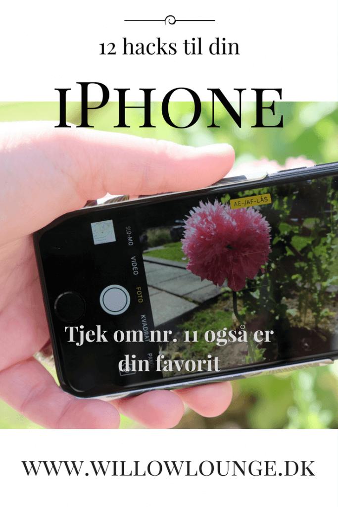 12 hacks, iphone,