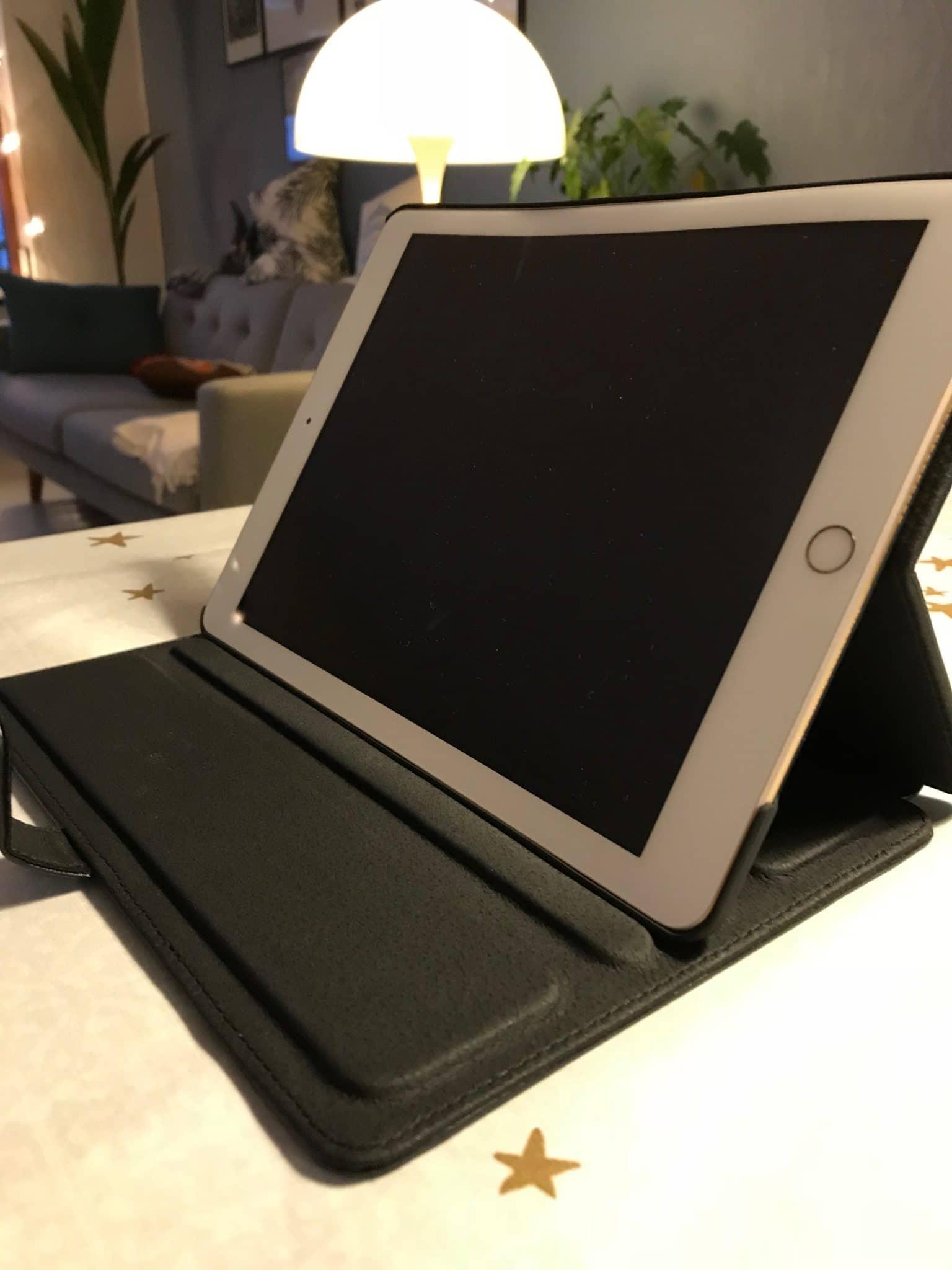 RadiCover – cover til Lauras iPad