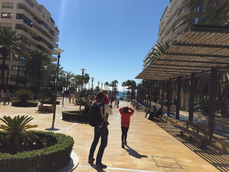 Malaga – forårets ferie