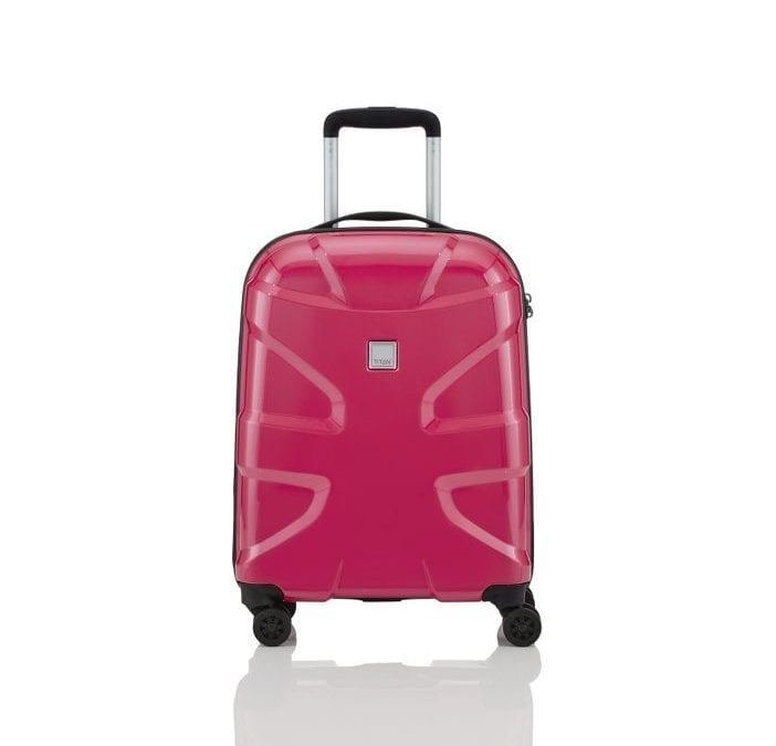 Kuffert, der nemt kan spottes