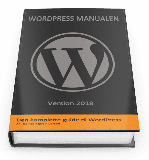 Lær at lave din egen WordPress hjemmeside